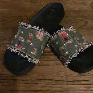 Nwot Eve sandals